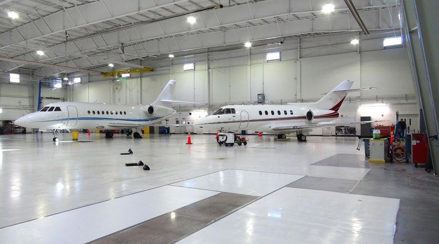Cloud 7 Aviation On Centennial Airport 187 Hangar 4 Facility